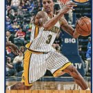 2013 Hoops Basketball Card #74 George Hill