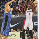 2015 Hoops Basketball Card #225 Bismack Biyombo