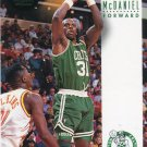1993 Skybox Basketball Card #34 Xavier McDaniel