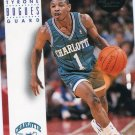 1993 Skybox Basketball Card #36 Muggsy Bogues