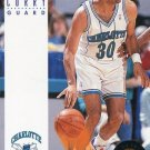 1993 Skybox Basketball Card #37 Dell Curry