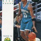 1993 Skybox Basketball Card #38 Kendall Gill