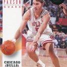 1993 Skybox Basketball Card #46 John Paxson