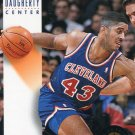 1993 Skybox Basketball Card #50 Brad Daugherty