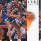 1993 Skybox Basketball Card #53 Gerald Wilkins