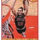 2013 Hoops Basketball Card #81 Joakim Noah