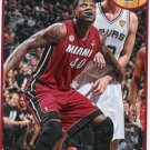 2013 Hoops Basketball Card #82 Udonis Haslem