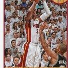 2013 Hoops Basketball Card #87 Ray Allen