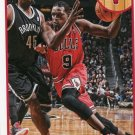 2013 Hoops Basketball Card #91 Luol Deng