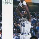 1993 Skybox Basketball Card #59 Doug Smith