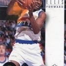 1993 Skybox Basketball Card #61 Laphonso Ellis