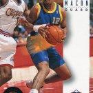 1993 Skybox Basketball Card #62 Mark Macon