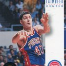 1993 Skybox Basketball Card #67 Bill Laimbeer