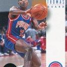 1993 Skybox Basketball Card #71 Isiah Thomas