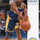1993 Skybox Basketball Card #73 Tim Hardaway