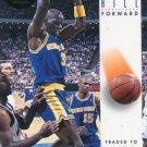 1993 Skybox Basketball Card #74 Tyrone Hill