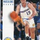 1993 Skybox Basketball Card #75 Sarunas Marciolionis