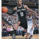 2014 Hoops Basketball Card #228 Patty Mills
