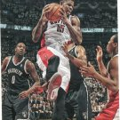 2014 Hoops Basketball Card #238 Amir Johnson