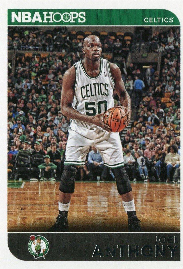 2014 Hoops Basketball Card #241 Joel Anthony