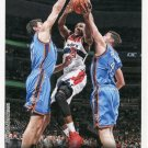 2014 Hoops Basketball Card #260 Trevor Booker