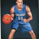 2014 Hoops Basketball Card #264 Aaron Gordon