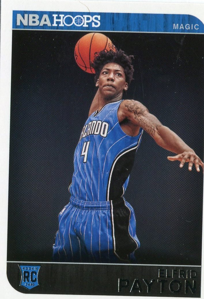 2014 Hoops Basketball Card #270 Elfrid Payton