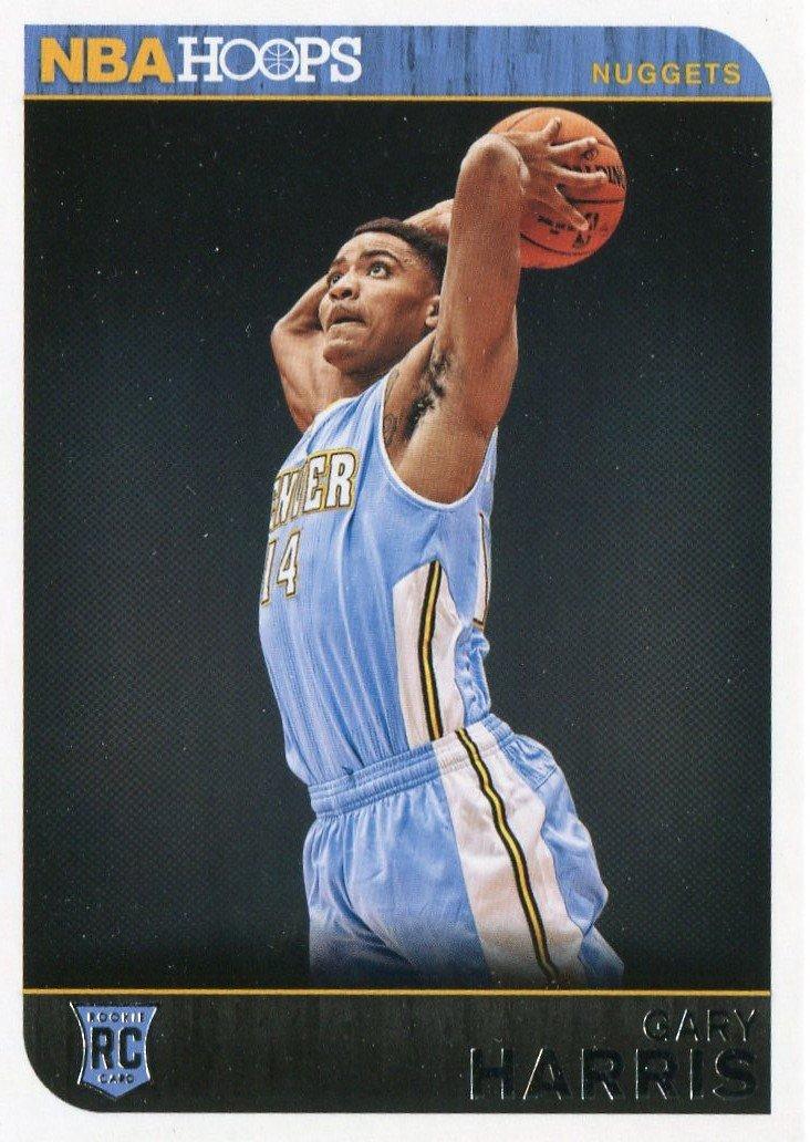 2014 Hoops Basketball Card #277 Gary Harris