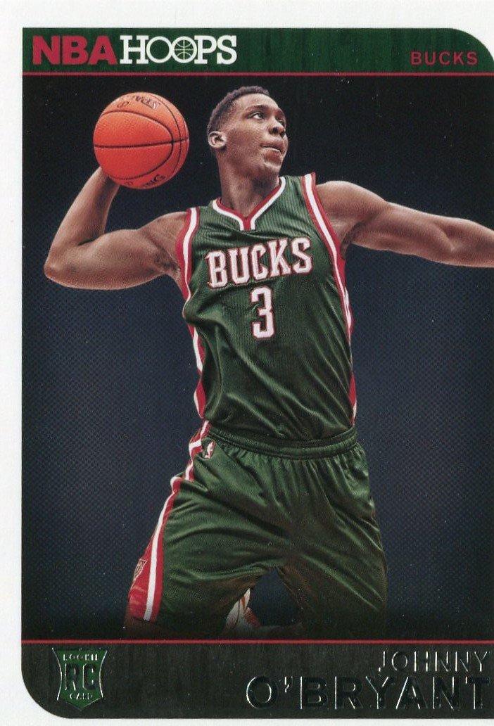 2014 Hoops Basketball Card #290 Johnny O'Bryant