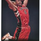 2014 Hoops Basketball Card #297 Bruno Caboclo