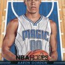 2014 Hoops Basketball Card Faces of the Future #14 Aaron Gordon