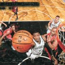 2014 Hoops Basketball Card Lights Camera Action #3 Joe Johnson