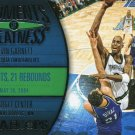 2014 Hoops Basketball Card Moments of Greatness #24 Kevin Garnett