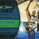2014 Hoops Basketball Card Moments of Greatness #24 Kevin Garnett