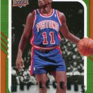 2008 Upper Deck MVP Basketball Card #248 Isiah Thomas