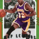 2008 Upper Deck MVP Basketball Card #250 Magic Johnson