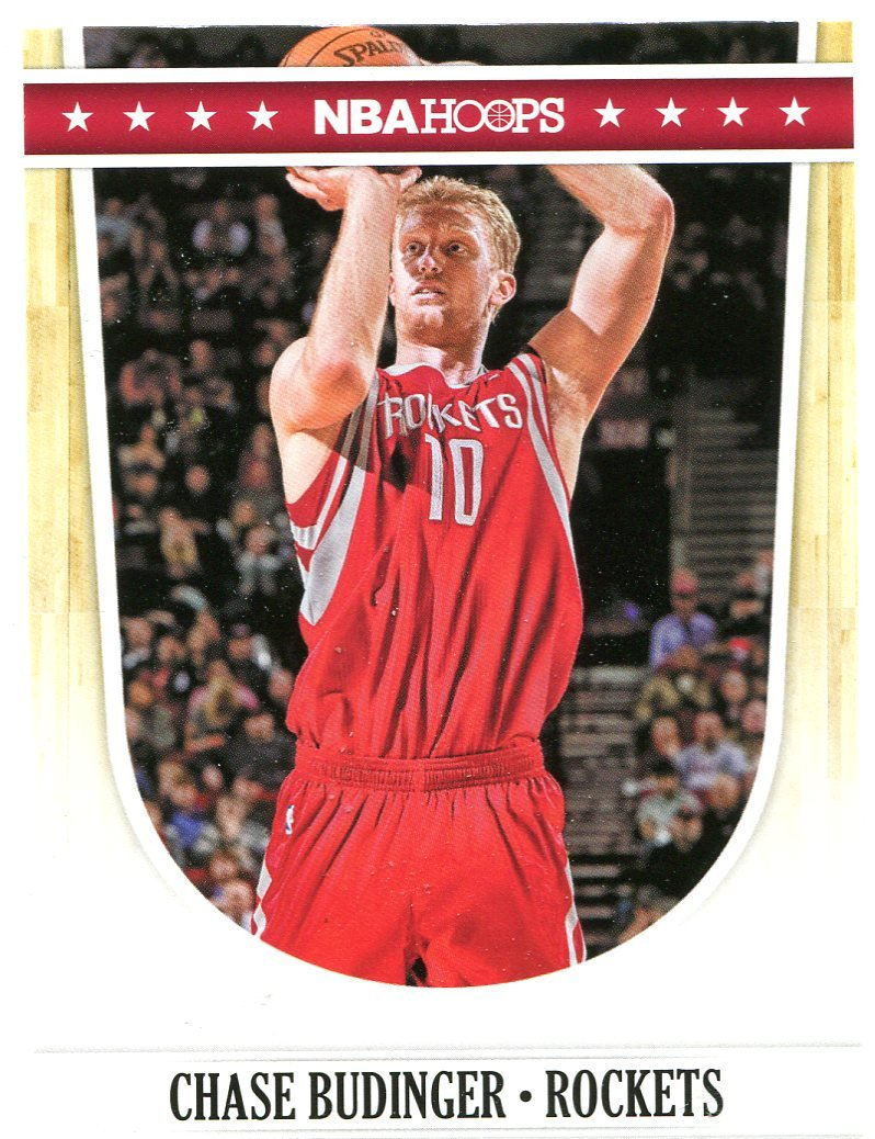 2011 Hoops Basketball Card #70 Chase Budinger