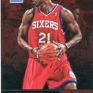 2012 Absolute Basketball Card #94 Thaddeus Young
