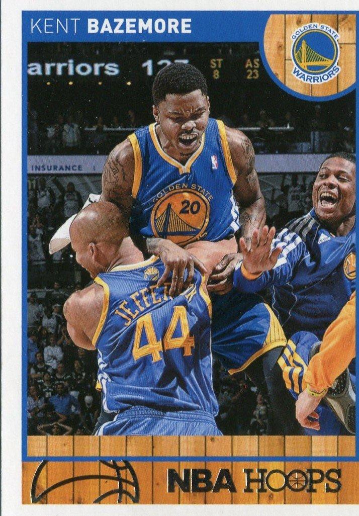 2013 Hoops Basketball Card #119 Kent Bazemore