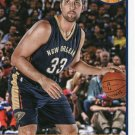 2013 Hoops Basketball Card #128 Ryan Anderson