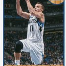 2013 Hoops Basketball Card #132 J J Berea