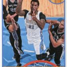 2013 Hoops Basketball Card #155 Wilson Chandler
