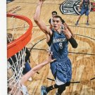 2015 Hoops Basketball Card #250 Zach LaVine