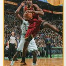 2013 Hoops Basketball Card #174 Tristan Thompson