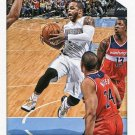 2015 Hoops Basketball Card #251 Jameer Nelson