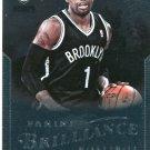 2012 Brilliance Basketball Card #20 C J Watson