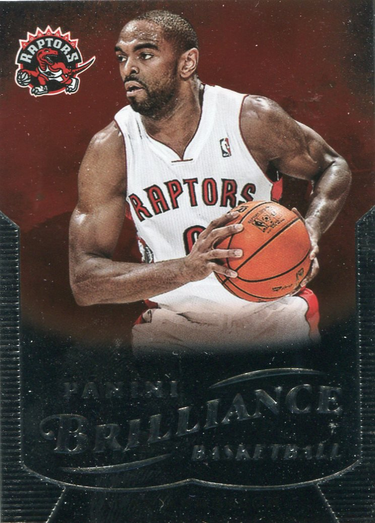 2012 Brilliance Basketball Card #186 Alan Anderson