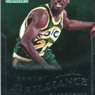 2012 Brilliance Basketball Card #210 Gary Payton