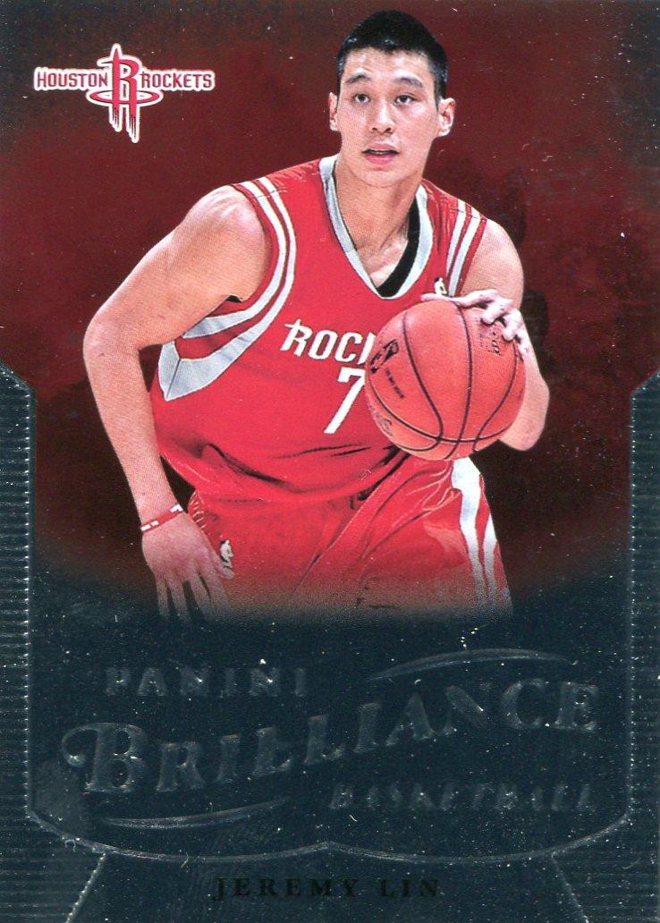 2012 Brilliance Basketball Card #74 Jeremy Lin