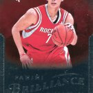 2012 Brilliance Basketball Card #74 Jeremy Lin